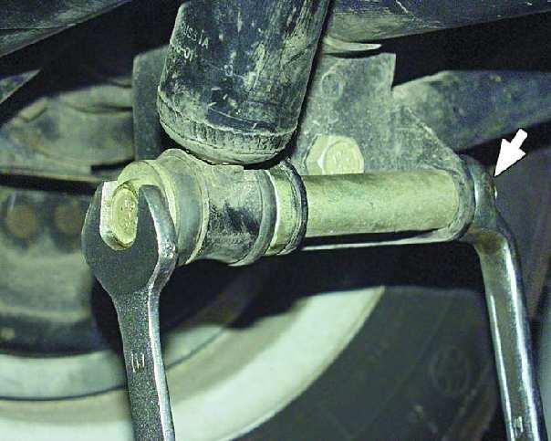 Ваз 2105 ремонт задней подвески